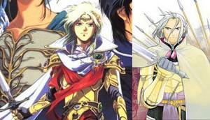 Arslan Senki: New manga gets huge art downgrade.