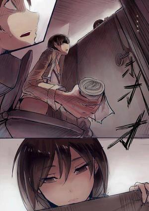 Dafuq Mikasa!!!!!!!