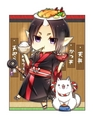 Chibi Hoozuki - anime fan art