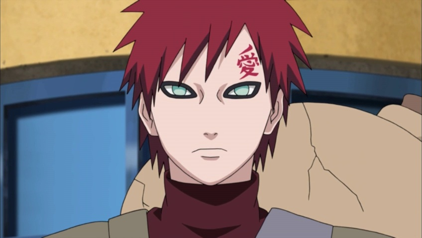 gaara shippuden - photo #9