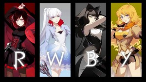 RWBY: Anime-styled series