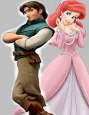 Ariel and Flynn