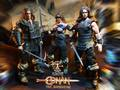 Calvin's Custom one sixth scale Conan the Barbarian figures