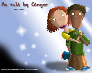 as told by ginger