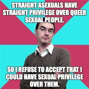 Eff Yeah, Privilege-Denying People!
