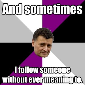 Asexual Sherlock/Trolling Moffat