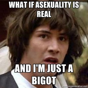 What If Asexuality is Real...