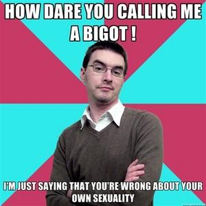 Privilege Denying Dude