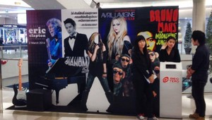 The Avril Lavigne Tour Thailand