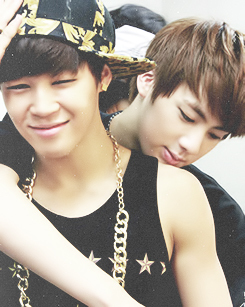 Jimin~Jin hotties*♥*♥