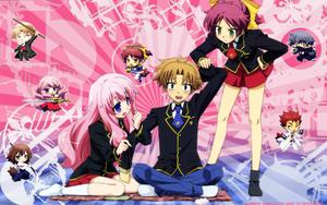 Minami, Mizuki, and Aki