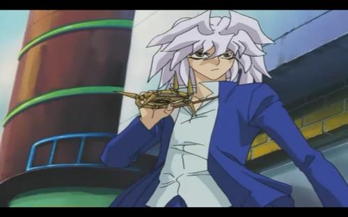 Bakura! karatasi la kupamba ukuta possibly containing anime called yami bakura----