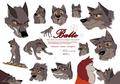 Balto Collage.... - balto photo