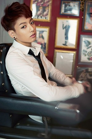 "বাংট্যান বয়েজ Jungkook ""Skool Luv Affair""!"