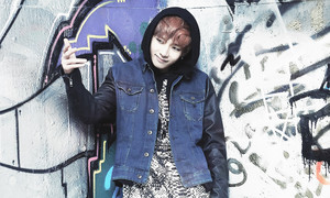"防弹少年团 V ""Skool Luv Affair""!"