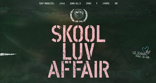 "bangtan boys fondo de pantalla called Bangtan Boys ""Skool Luv Affair""!"