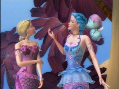 Barbie fairytopia mermaidia images bibble nori and elina - Barbi sirene 2 film ...