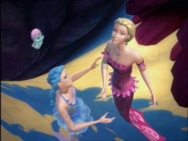 Barbie fairytopia mermaidia images nori elina and bibble - Barbi sirene 2 film ...