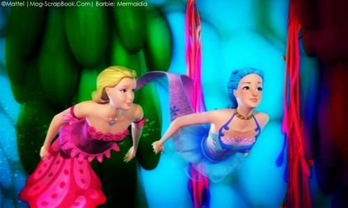 Barbie fairytopia mermaidia images elina and nori as - Barbi sirene 2 film ...