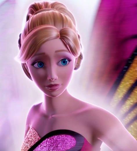 mariposa in blue eyes