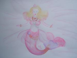 Pearl of the Sea (My fanart)