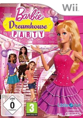 Babriee Dreamhouse Nintendo Wii Game  22.11.2013