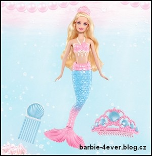 Barbie: The Pearl Princess New Lumina Doll