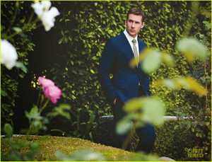 Barry Sloane// Da Man Magazine December/January 2014