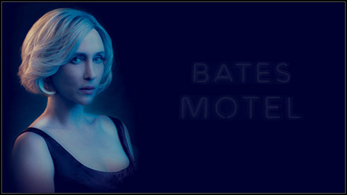 Bates Motel karatasi la kupamba ukuta containing a portrait called Bates Motel s2
