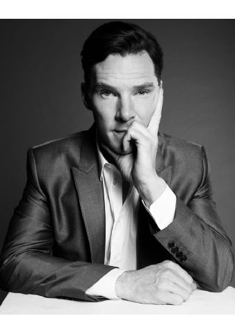 Benedict Cumberbatch wallpaper containing a business suit, a suit, and a two piece called TIME Magazine Outtakes