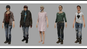 Beyond: Two Souls - CONCEPT ART