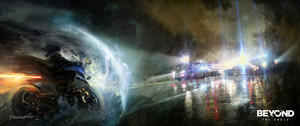 Beyond: Two Souls - CONCEPT ART
