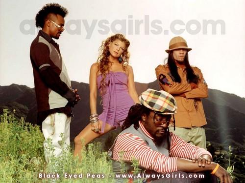 Black Eyed Peas Hintergrund called Black Eyed Peas