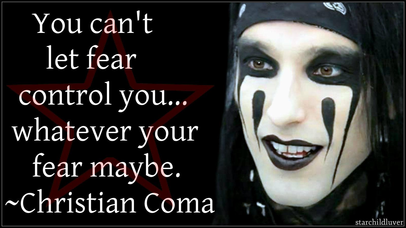 Bvb Christian Coma Quotes Inspirational. QuotesGram
