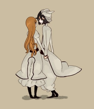 Ulquiorra and Orihime