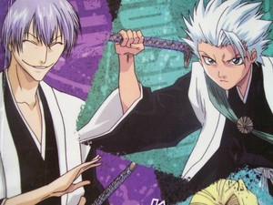 gin and Toshiro