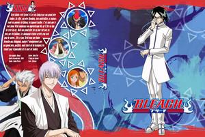 Toshiro, gin and Uryu