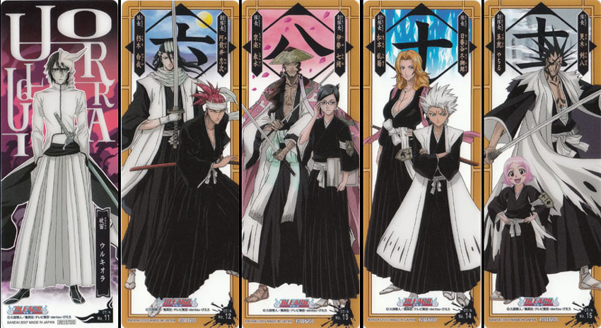 Anime Characters From Bleach : Bleach anime images characters wallpaper and