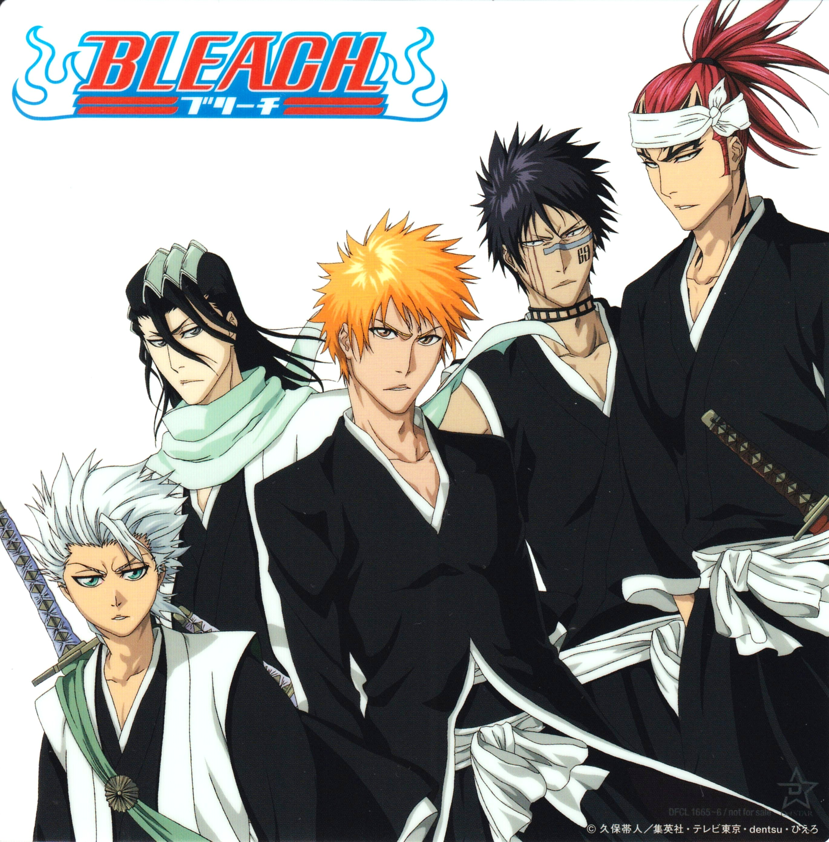 Anime Characters From Bleach : Bleach anime images characters hd wallpaper and