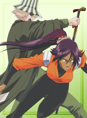 *Kisuke / Yoruichi*