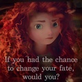 Merida icon  - brave photo
