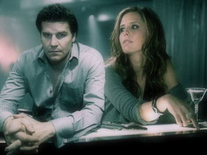 Angel and Buffy