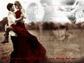 Angel and Buffy - buffy-summers wallpaper