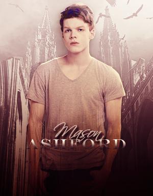Cameron as Mason