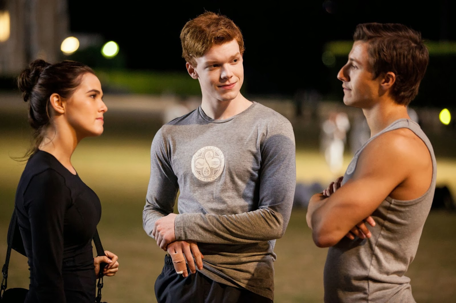 Cameron in Vampire Academy