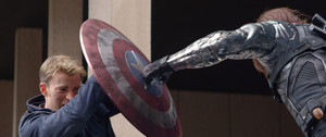 Captain America: The Winter Soldier - NEW Fotos