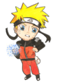 Naruto (Drawing) - cartoon-drawing photo