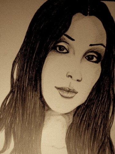 Cher پیپر وال with a portrait titled Singer/Actress, Cher