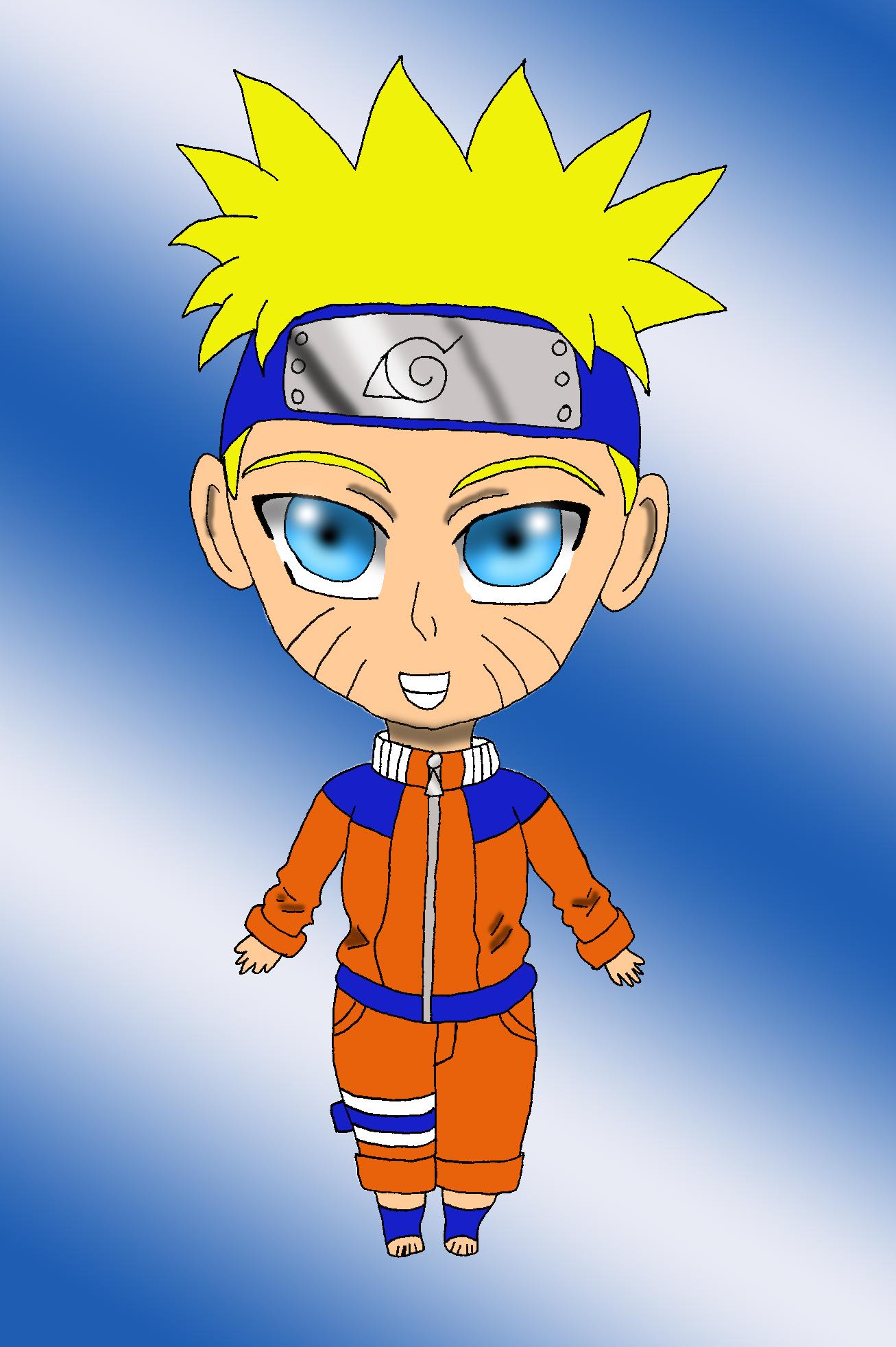 Chibi naruto anime fan art 36588555 fanpop - Naruto chibi images ...