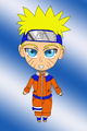 Chibi Naruto - anime fan art